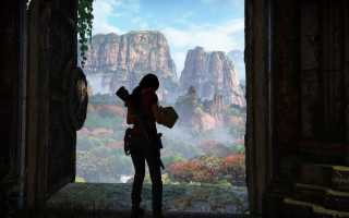 Видеообзор Uncharted: The Lost Legacy