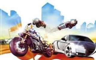 Need for BurnOut Mania